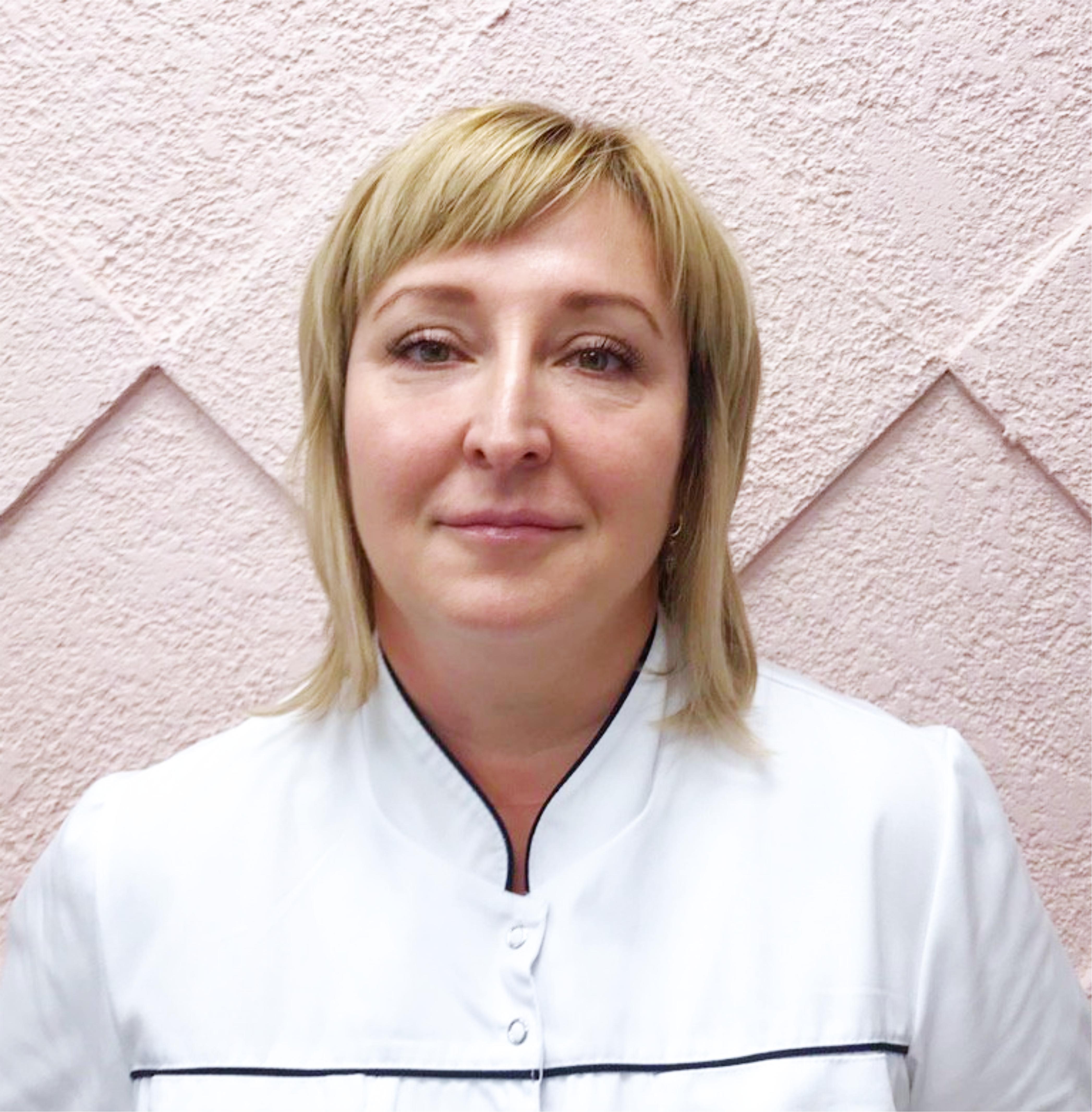 Гегешидзе Ольга